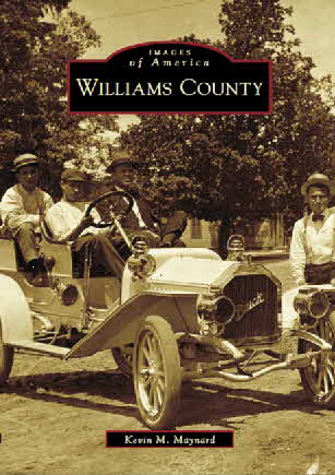 Images of America Williams County Cover 2
