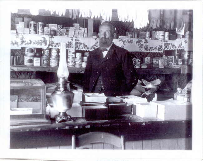 Unknown early store