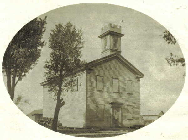 Stryker 1857 School Building