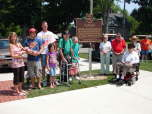 Historical Marker Dedication